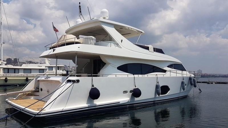 MENGI YAY SWAN Yacht for Sale