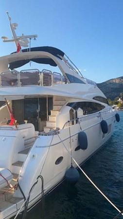 PRINCESS YACHTS NIRVANA BY THE SEAS Yacht for Sale