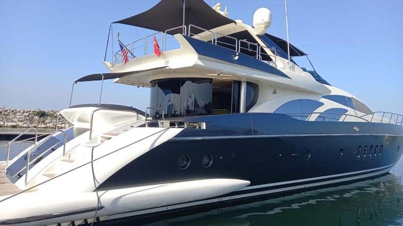 AZIMUT YACHTS AEGINA Yacht à Vendre