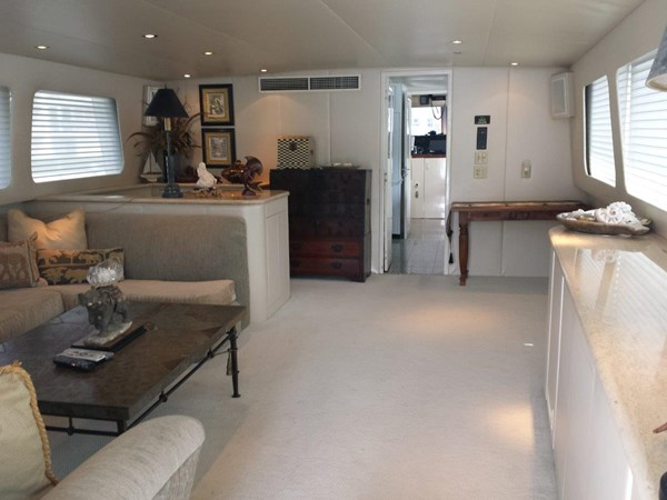 HATTERAS SOUTHERN MISS II Yacht for Sale