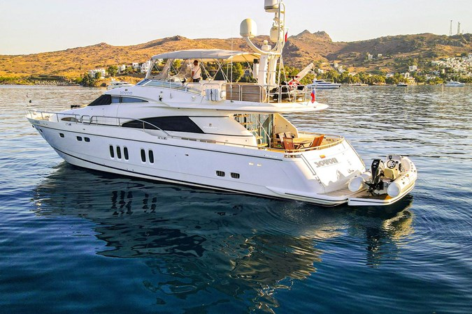 FAIRLINE SEVEN Yacht for Sale