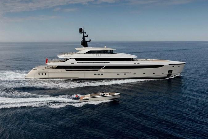 SANLORENZO CLOUD 9 Yacht for Sale