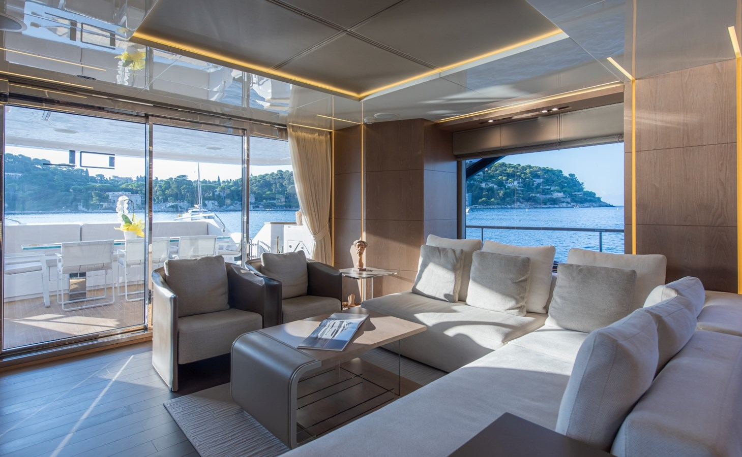 7 Seconds yacht for sale