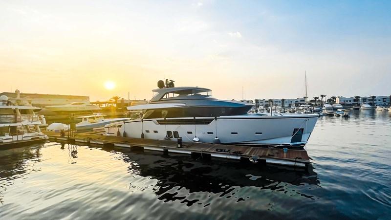 SANLORENZO 2020 SANLORENZO SX88 #47 Yacht for Sale
