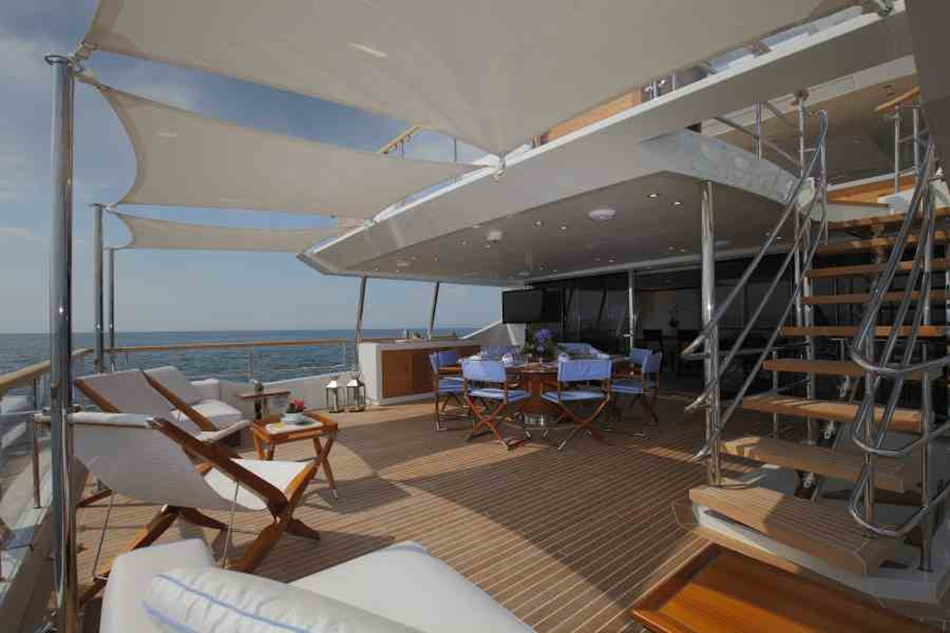 INSPIRATION yacht for sale
