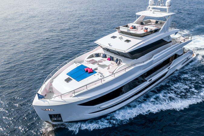HORIZON THE ROCK Yacht for Sale
