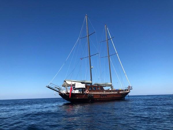 TUMTUR MA DAI Yacht for Sale