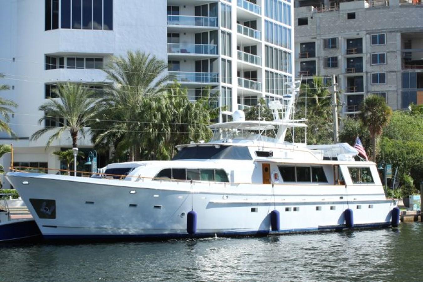 1983 Cheoy Lee Motor Yacht yacht for sale