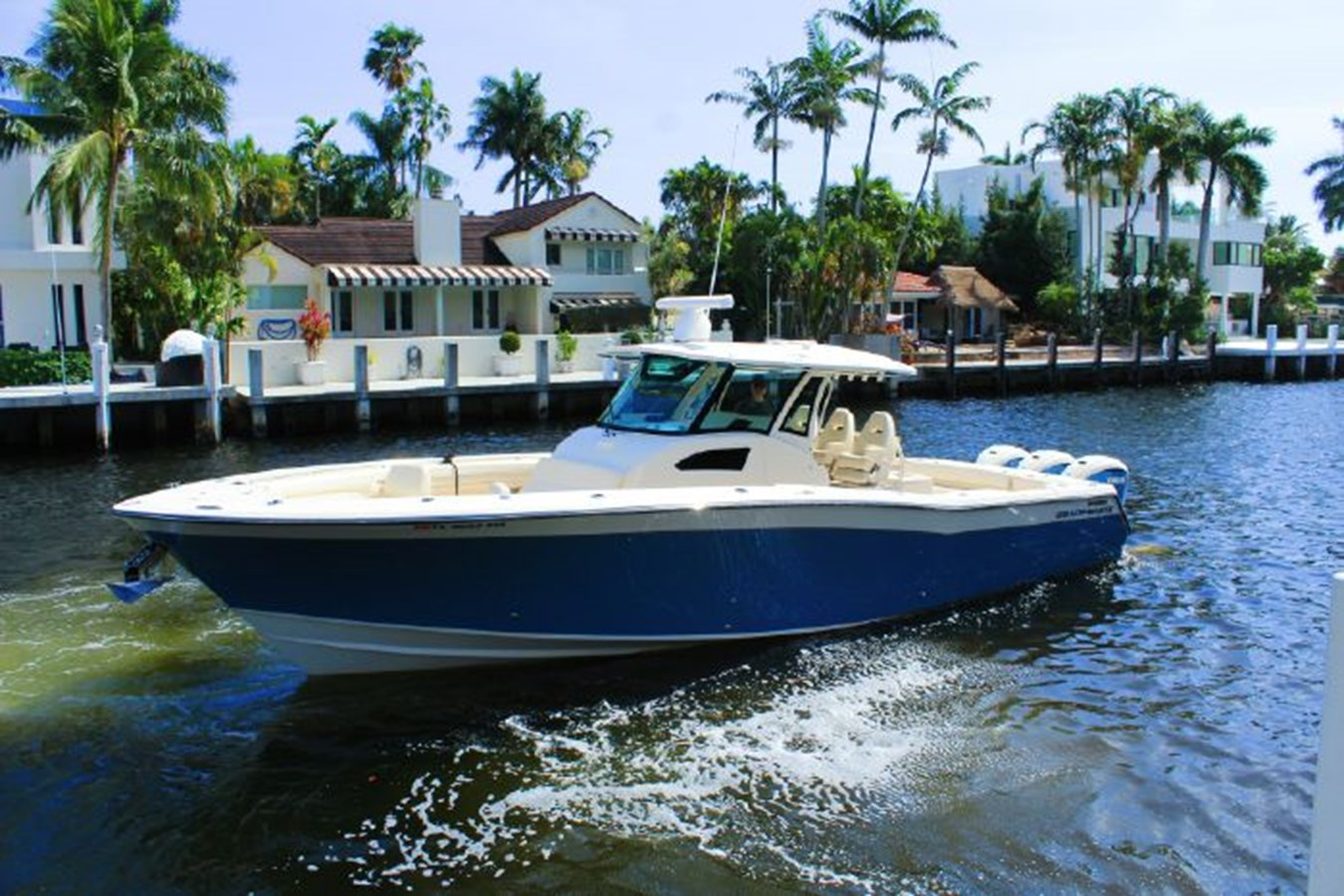 2020 GRADY-WHITE CANYON 376 yacht for sale