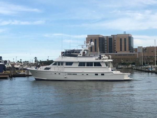 HATTERAS HATTERAS 74 Yacht for Sale