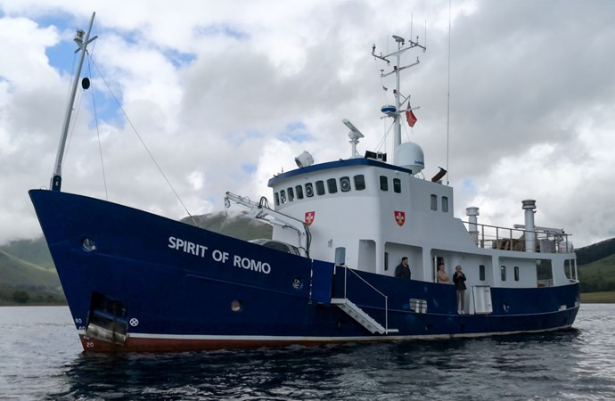 SVENDBORG SKIBSVAERFT SPIRIT OF ROMO Yacht for Sale