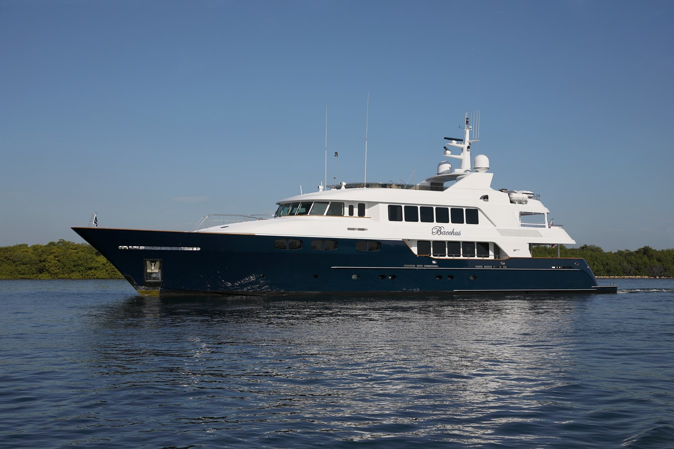"""Bacchus """"NAME RESERVED"""" yacht for sale"""