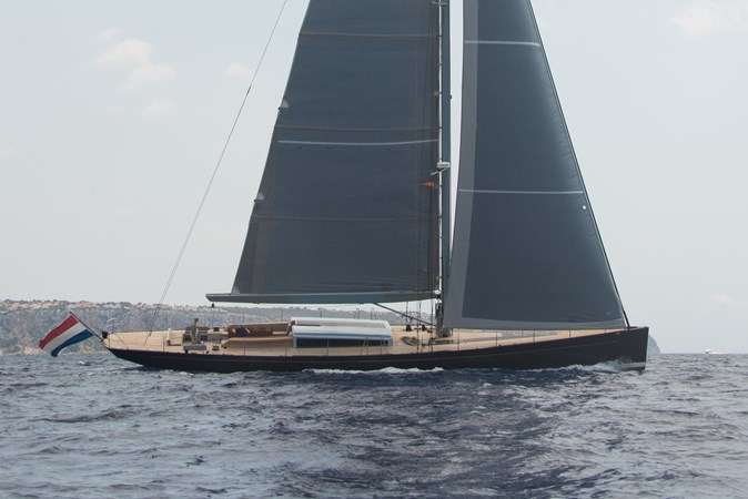 KM YACHTBUILDERS TULIP Yacht for Sale