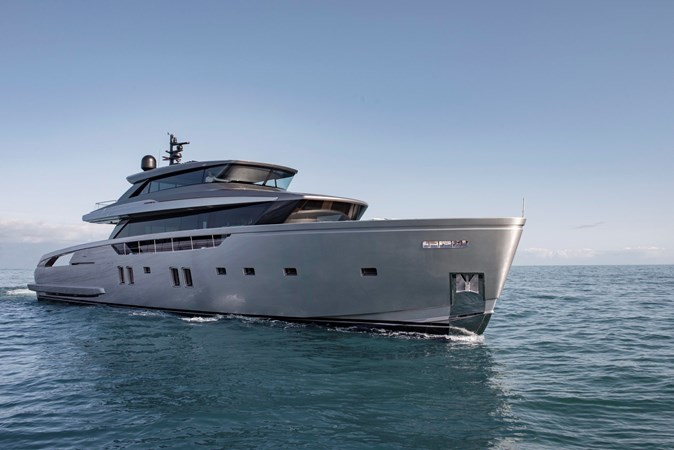 SANLORENZO SANLORENZO SX112 #100 Yacht for Sale