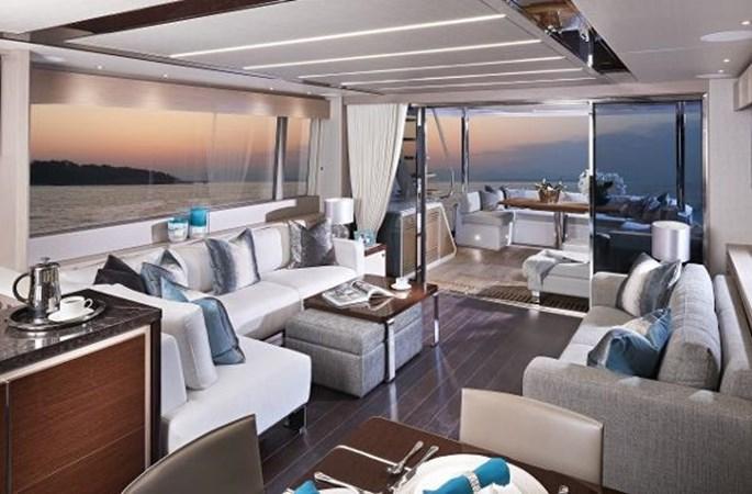 SUNSEEKER 76 YACHT Yacht for Sale
