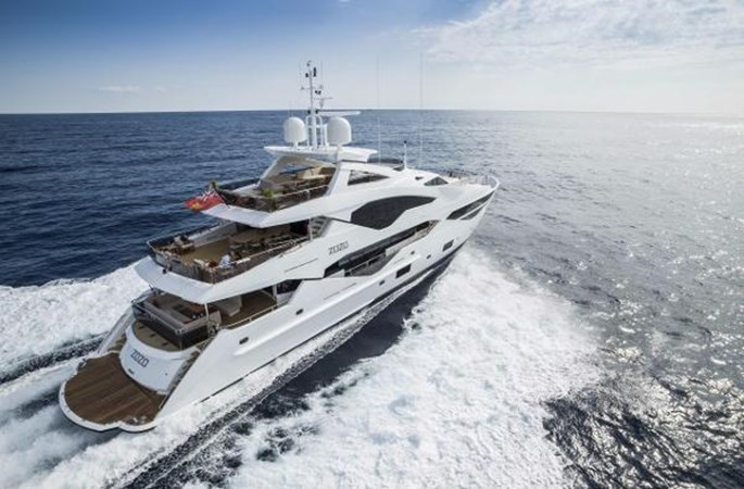 SUNSEEKER 131 YACHT Yacht for Sale