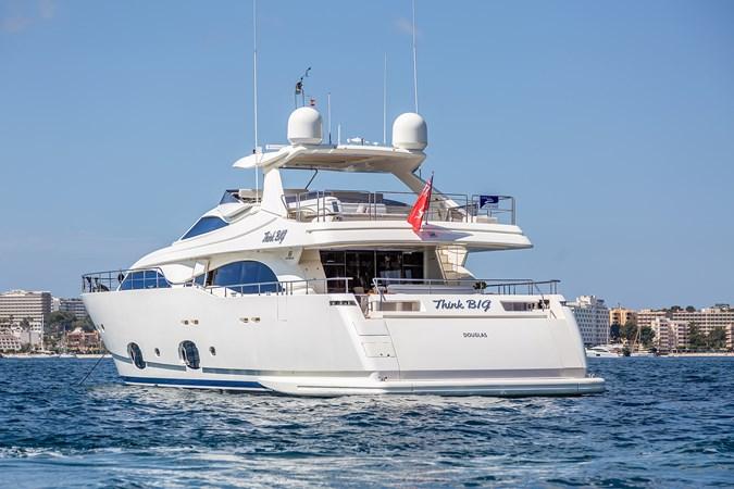 CUSTOM LINE THINK BIG Yacht for Sale