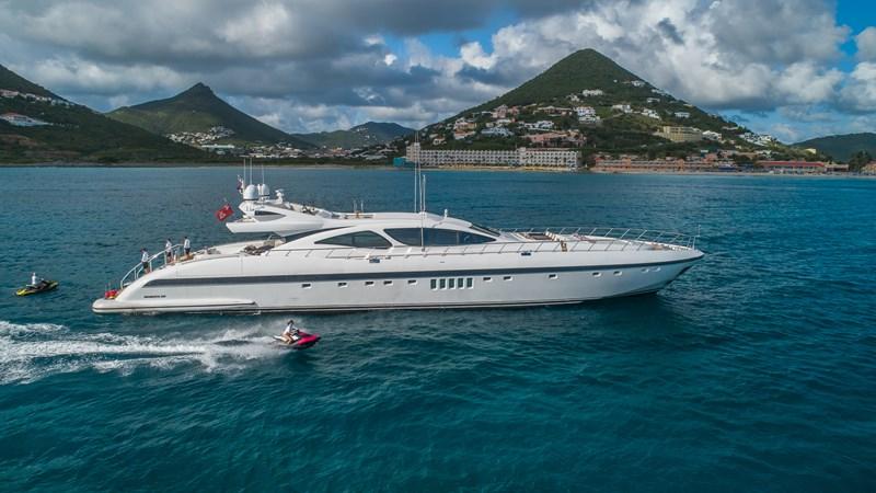 OVERMARINE GROUP JOMAR Yacht for Sale