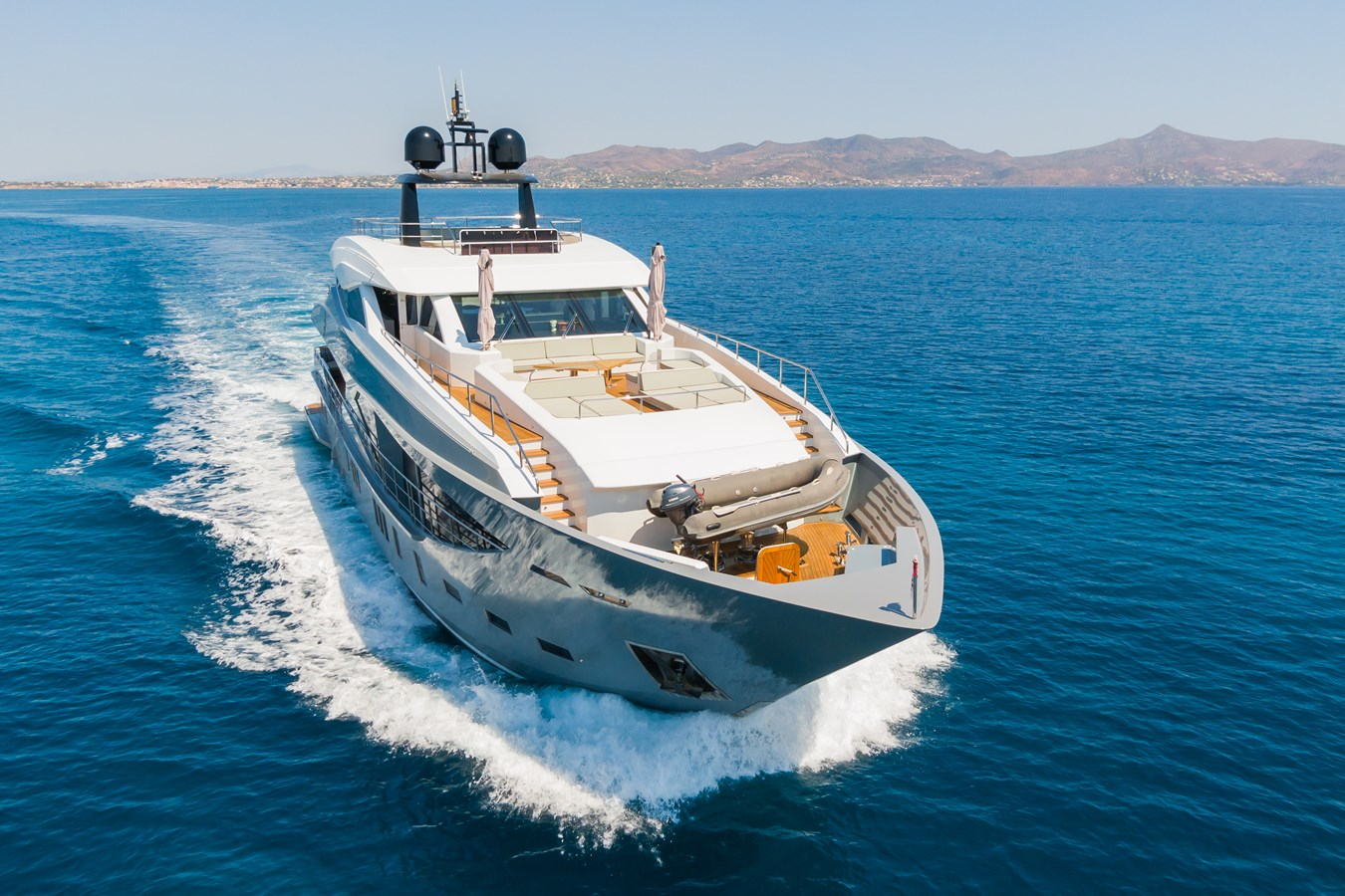 Leonidas yacht for sale