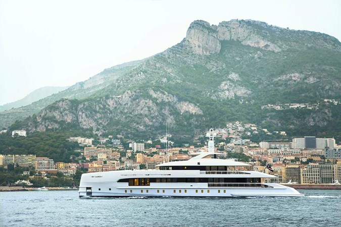 HEESEN YACHTS HOME Yacht for Sale