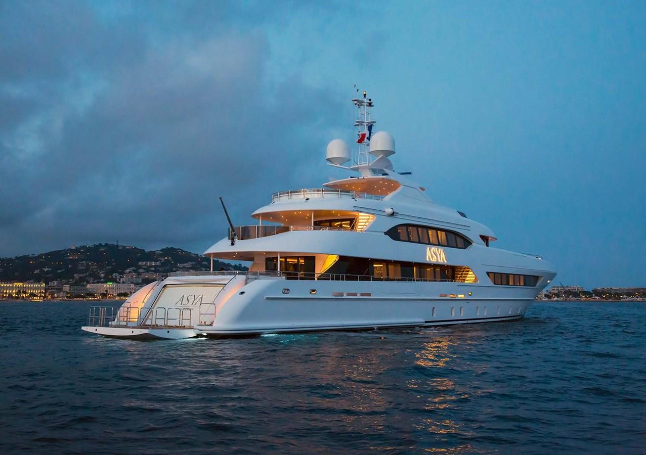 ASYA yacht for sale
