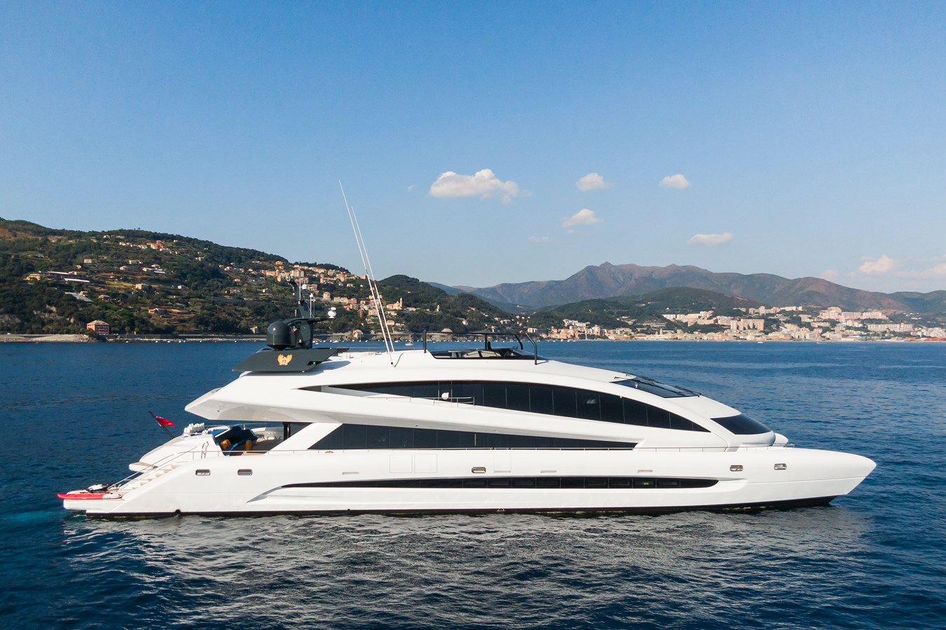 Royal Falcon One yacht for sale