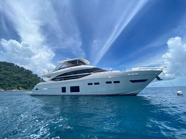 PRINCESS YACHTS DAISY Yacht for Sale