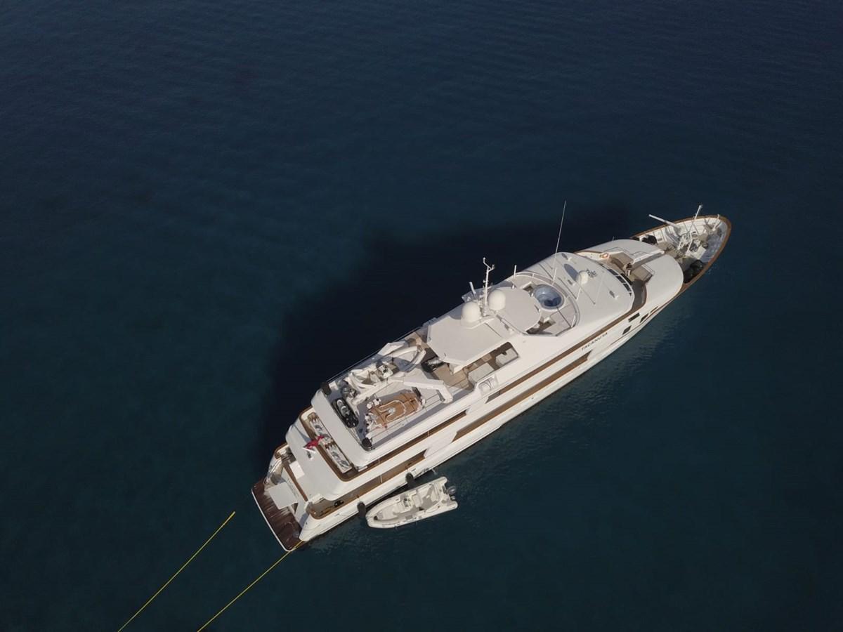 TACANUYA Yacht for Sale