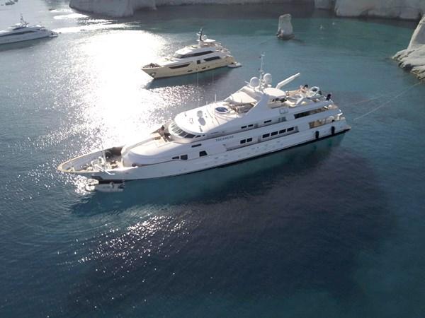 SWIFTSHIPS TACANUYA Yacht for Sale