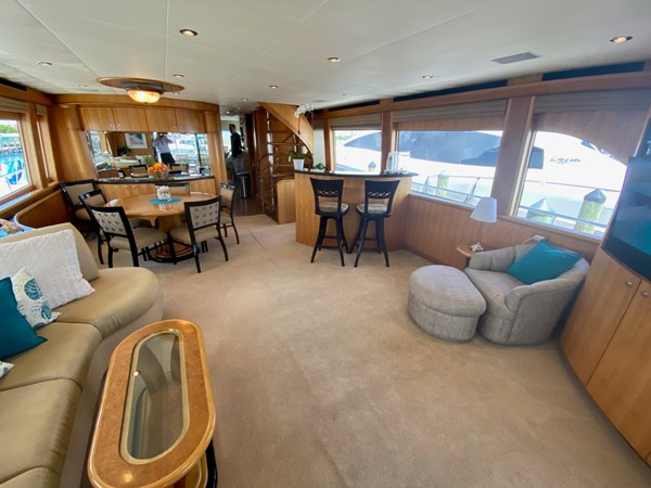 CHEOY LEE EQUINOX Yacht for Sale