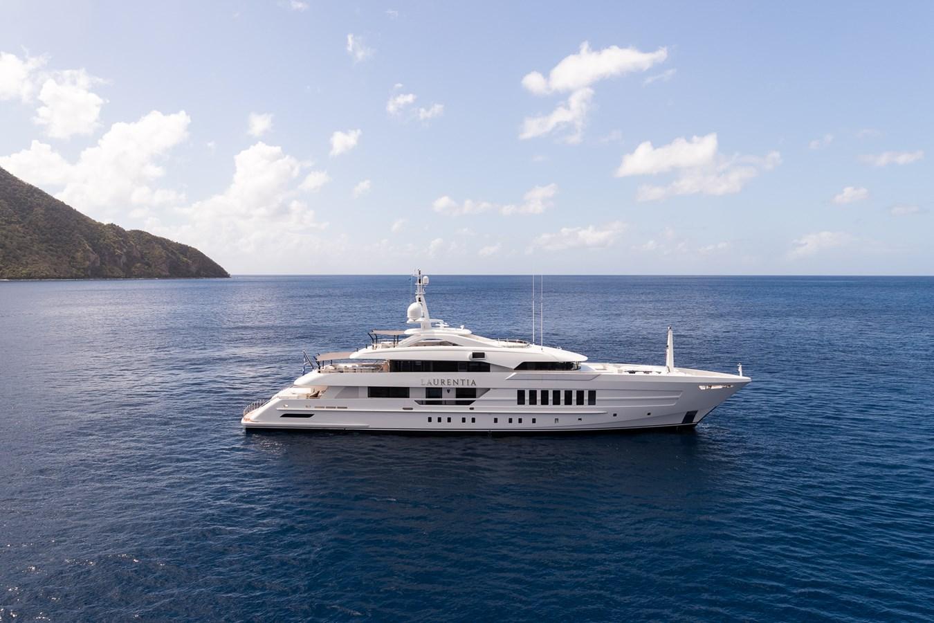 LAURENTIA yacht for sale