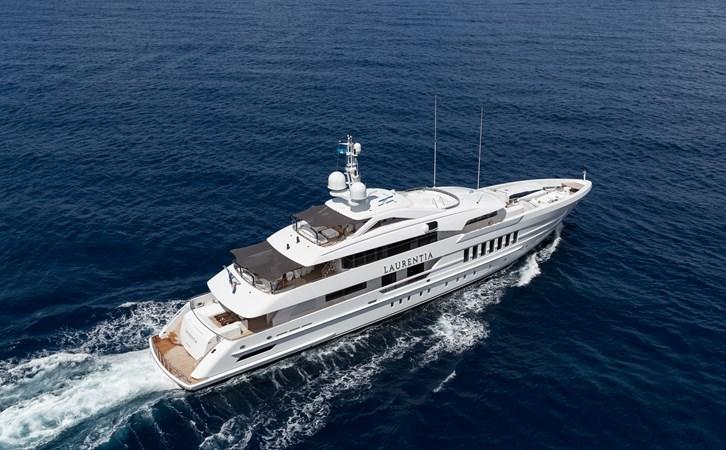 HEESEN YACHTS LAURENTIA Yacht for Sale