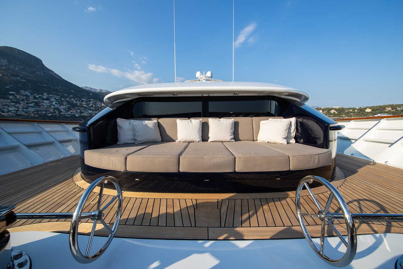 DRIZZLE Yacht for Sale