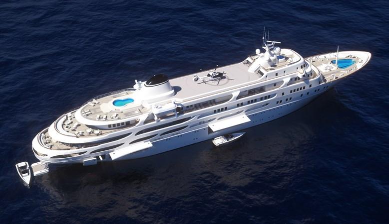 FINCANTIERI YACHTS PROJECT Y910 Yacht for Sale