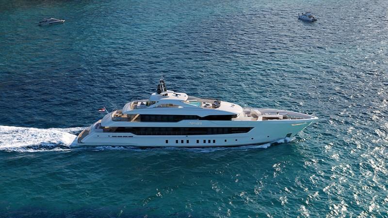 HEESEN YACHTS HEESEN 55M STEEL YN 20255 PROJECT APOLLO Yacht à Vendre