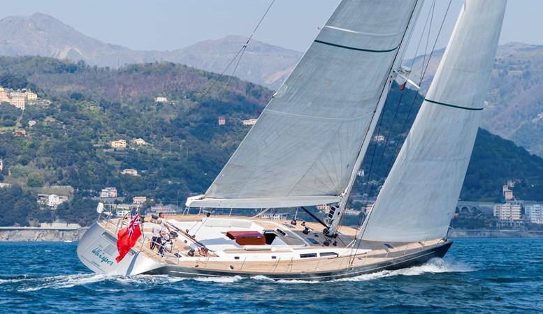 SOUTHERN WIND SHIPYARDS ELISE WHISPER Yacht for Sale