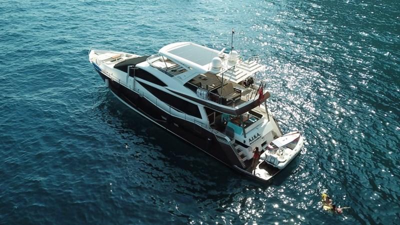 GALEON AISA Yacht for Sale