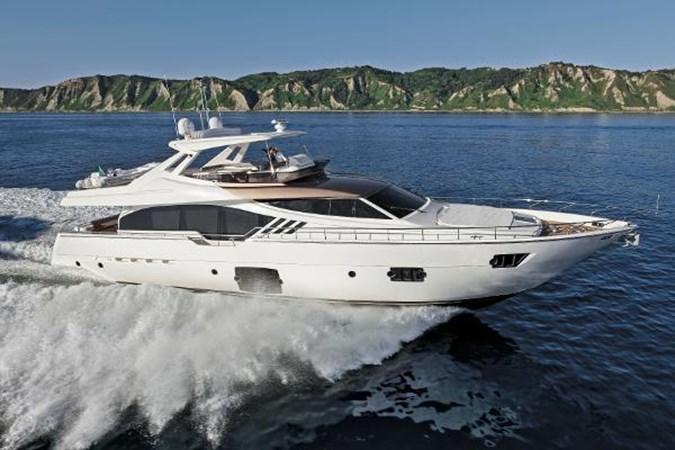 FERRETTI YACHTS 87 FERRETTI Yacht for Sale