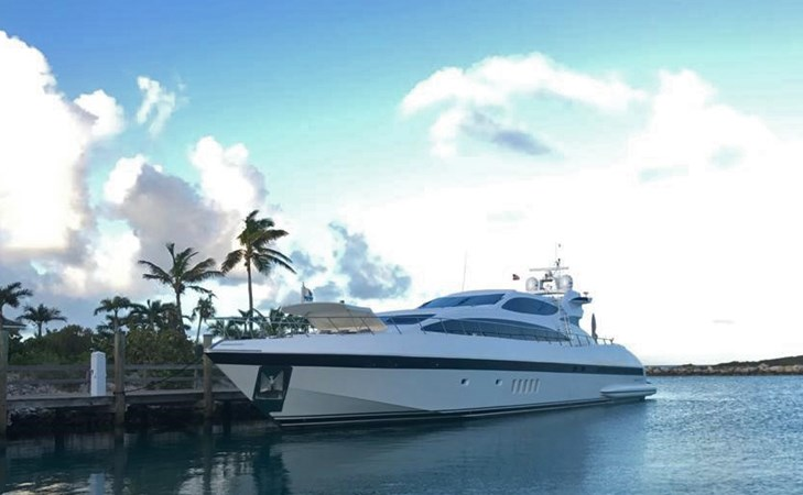 OVERMARINE GROUP EYE PLAY Yacht for Sale