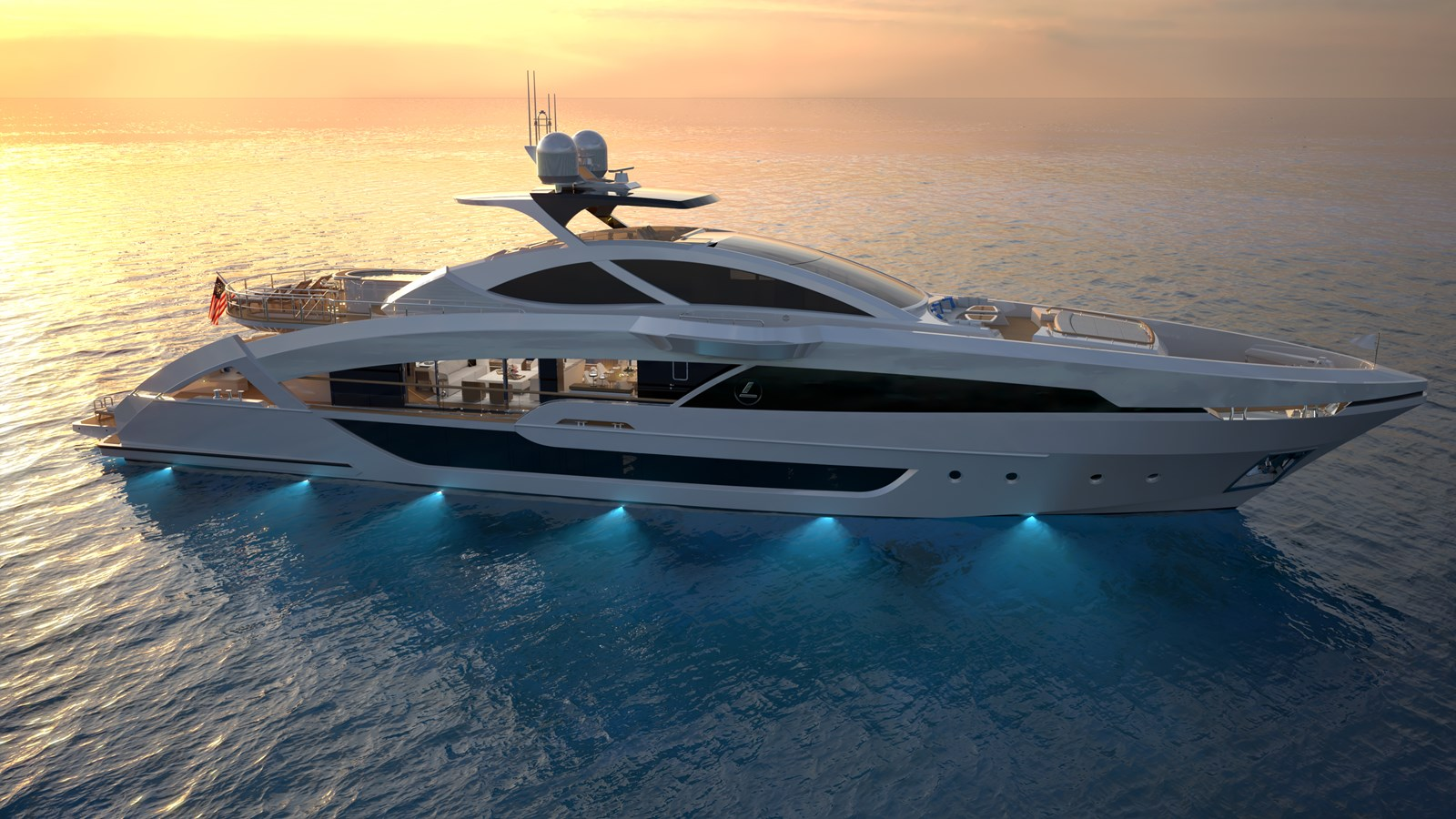 Legacy Super Yachts yacht for sale