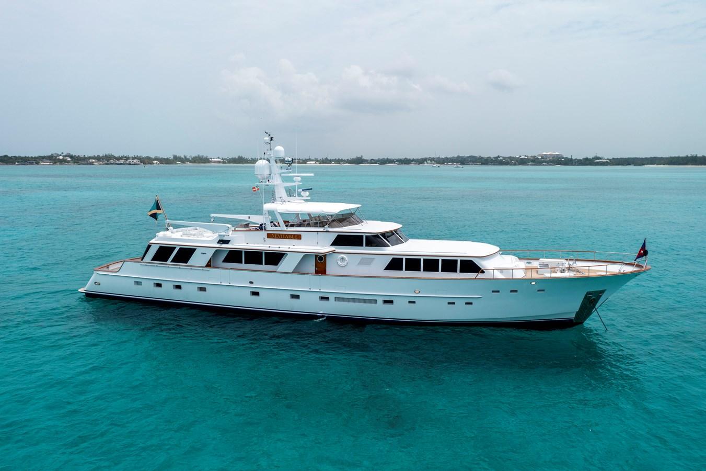 Inevitable yacht for sale