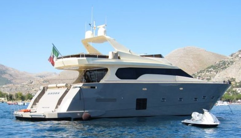 TECNOMAR ANDEA Yacht for Sale