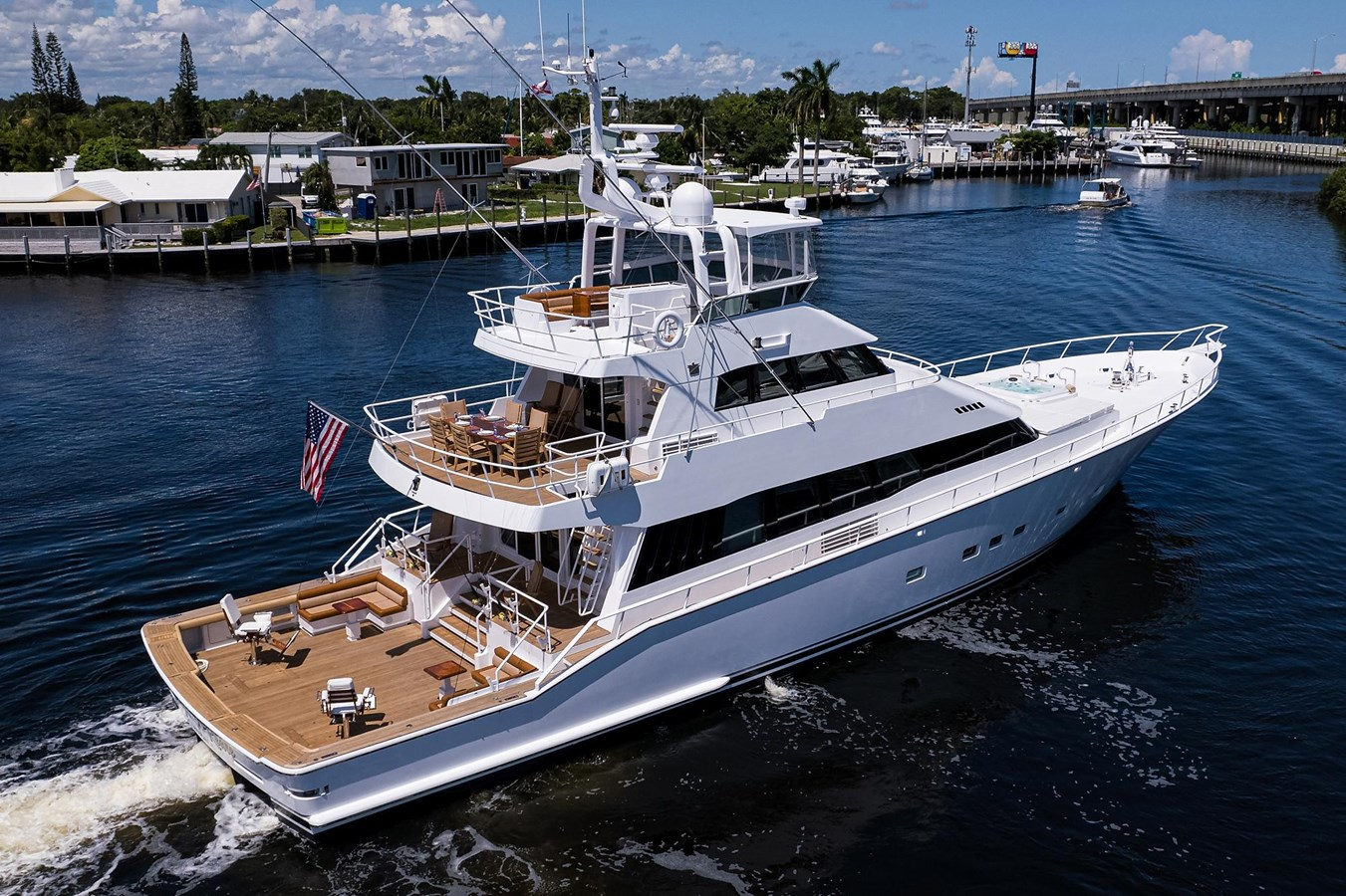 Tempo Reale yacht for sale