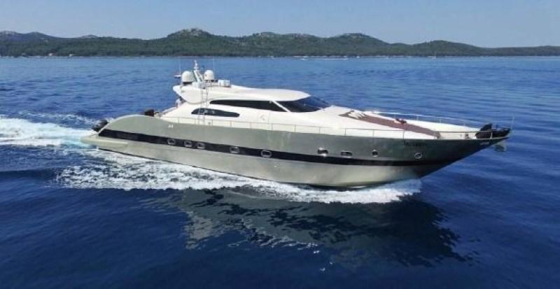 TECNOMAR MARACANA Yacht for Sale