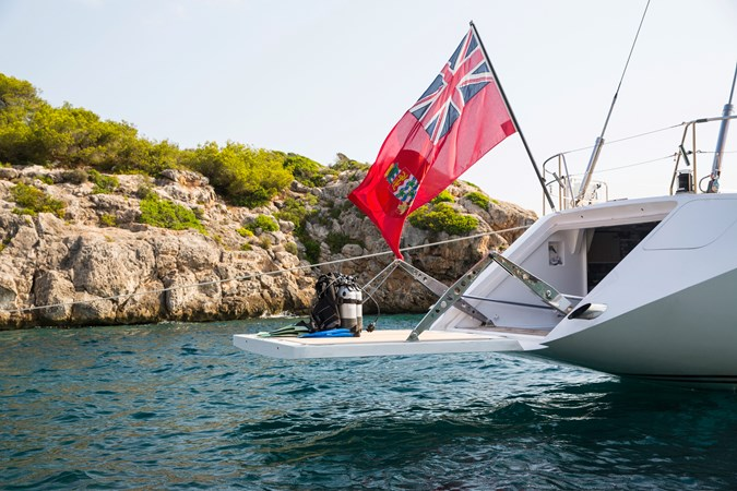 ROYAL HUISMAN SPIIP Yacht for Sale