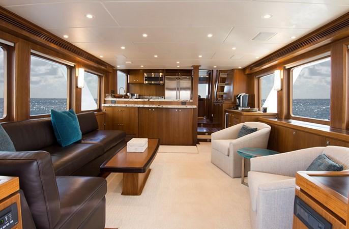 OFFSHORE YACHTS LET IT BEE Yacht for Sale