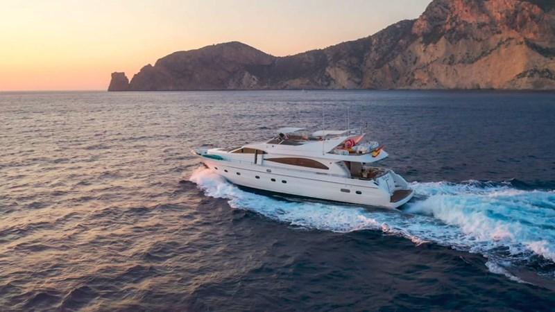 ASTONDOA NEPHENTA Yacht for Sale