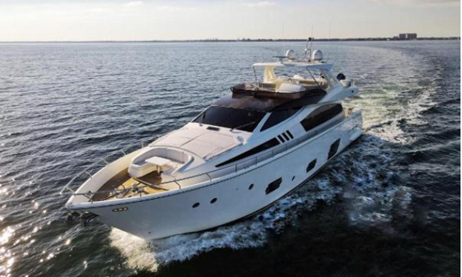 Ferretti Yachts F800 yacht for sale