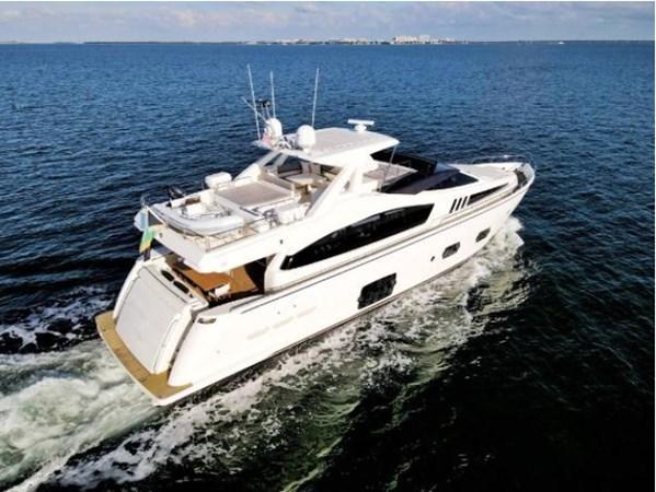 FERRETTI YACHTS FERRETTI YACHTS F800 Yacht for Sale