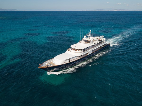 CRN WIND OF FORTUNE (FULL REFIT 2020) Yacht for Sale